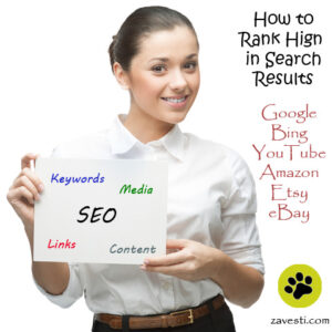 seo for authors