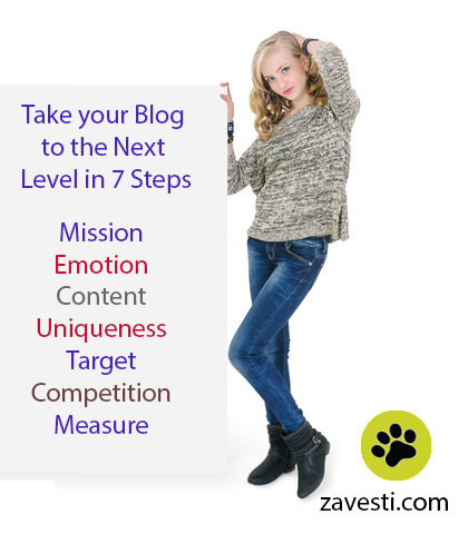 Blog 2.0: Take your Blog to the Next Level in 7 Steps