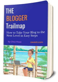 Start Your Blog with The Blogger Trailmap