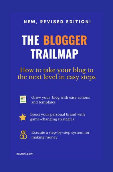 The Blogger Trailmap